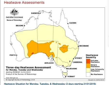 heatwave assessment