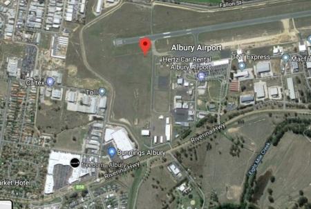 Albury aerial wider