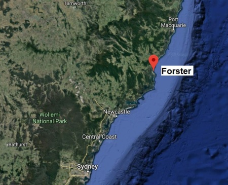 Forster map