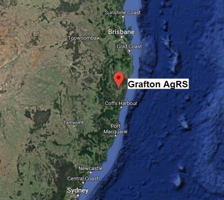 GraftonAg map
