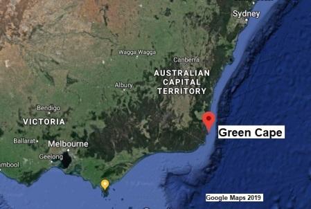 GreenCape map