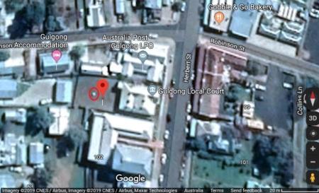 Gulgong aerial