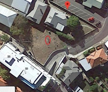 Hobart aerial