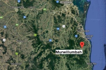Murwillimbah map