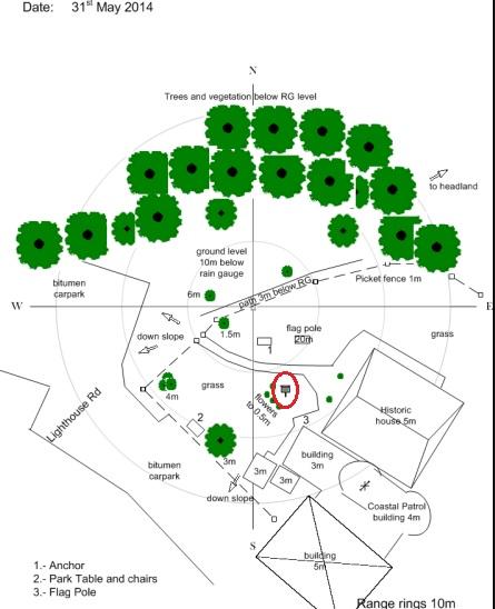 Nelson Bay plan2014