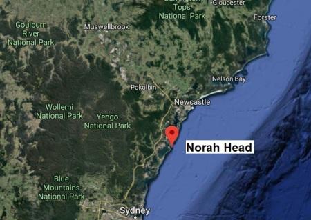 Norah Hd map
