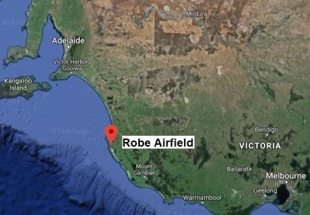 Robe air map