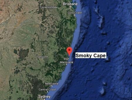 smokycape map