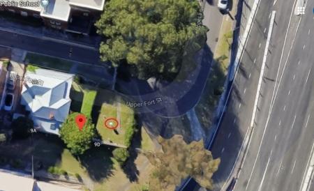 Sydney obs aerial