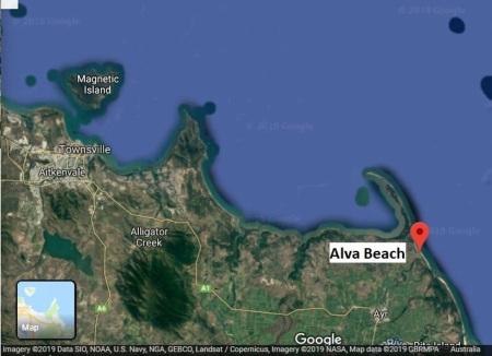 Alva map