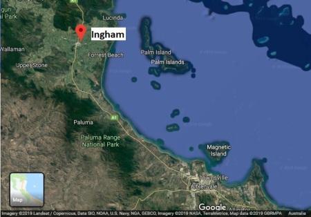 Ingham map