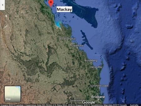 Mackay map